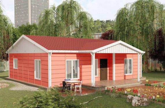 מבנים ניידים למגורים 100 מ