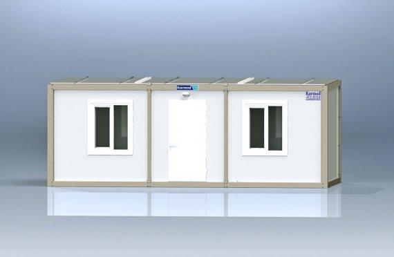 מכולת משרד במארז שטוח K3002