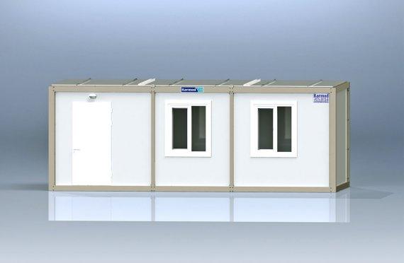 מכולת משרד במארז שטוח K8001