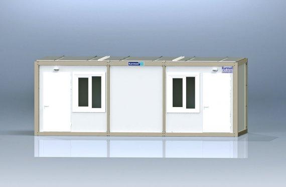 מכולת משרד במארז שטוח K2001