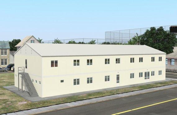 יחידת דיור מודולרית 662 m²