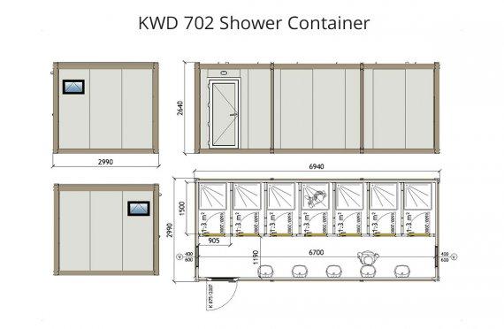 kwd-702-מקלחת-מכולה