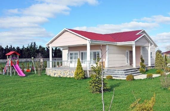 בניה טרומית בית פרטי