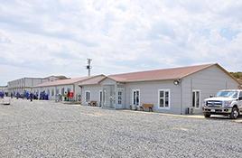 מבנים צבאיים