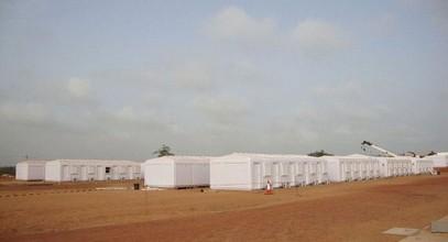 Karmod השלימה הקמת אתר עבודה בעל קיבולת של 250 עובדים בסומליה