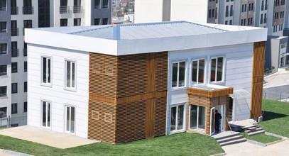 משרד מכירות יוקרה מפואר לפרויקט הבוספורוס סיטי