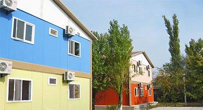 פרויקט כפר נופש באוקראינה