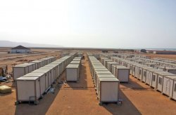 הקמנו אתרי בנייה של עובדי מכרה זהב בגינאה