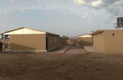 Karmod השלימה התקנת מתקנים צבאיים בניגריה