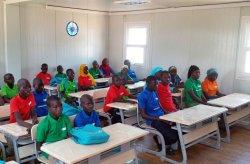 פרויקט כיתות ובית ספר ניידים בניגריה