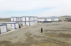 בנייני בנייה טרומיים לפרויקט שחדניז -2 באזרבייג'ן