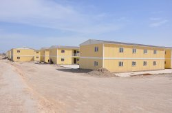 Karmod בונה עיר טרומית ל -10,000 איש ב -7 חודשים