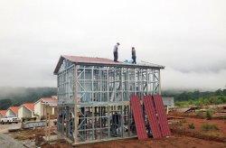 Karmod השלימה פרויקט של בתי פלדה בפנמה