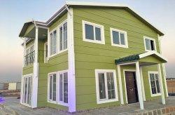 בתי מגורים טרומיים דו קומתיים