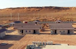 מבנים טרומיים צבאיים